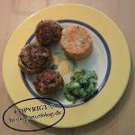 EssenFeb17-150x150 in Rezept: Topinambur-Möhren-Püree mit Ingwer, gefüllte Champignons und Gurkensalat